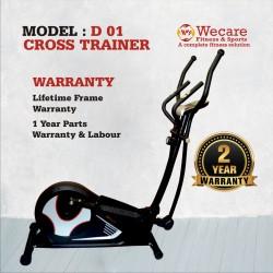Cross Trainer-D 01