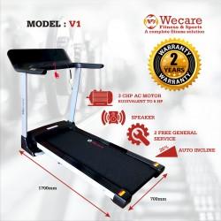 Motorised Treadmill-V1